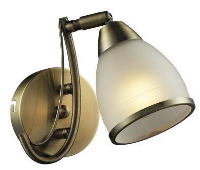 Moderní nástěnné svítidlo 208601-04 Liana (Reality)