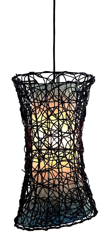 Klasický jednozávěsný lustr 30020143 Ruth
