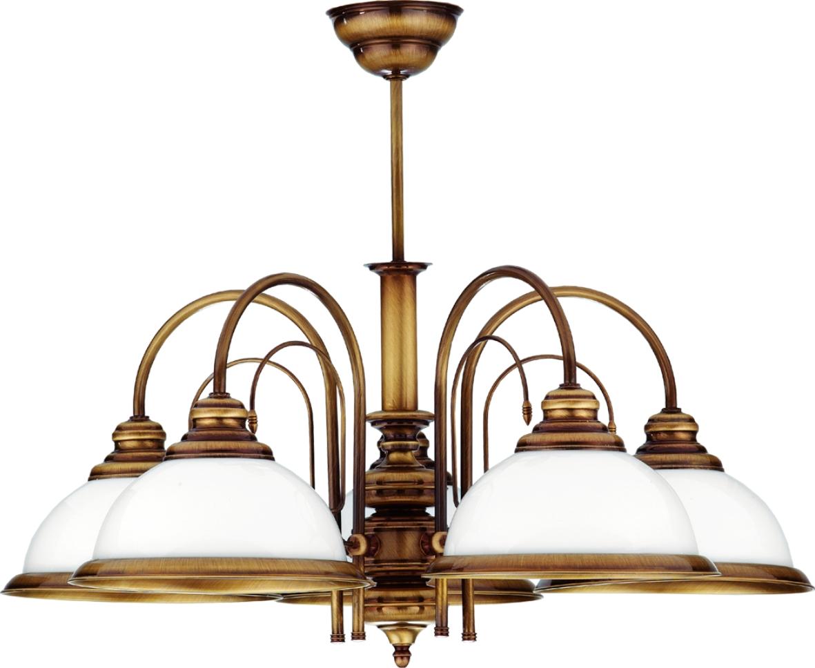 Mosazný lustr LM5 (19) Lido (art Lamp)