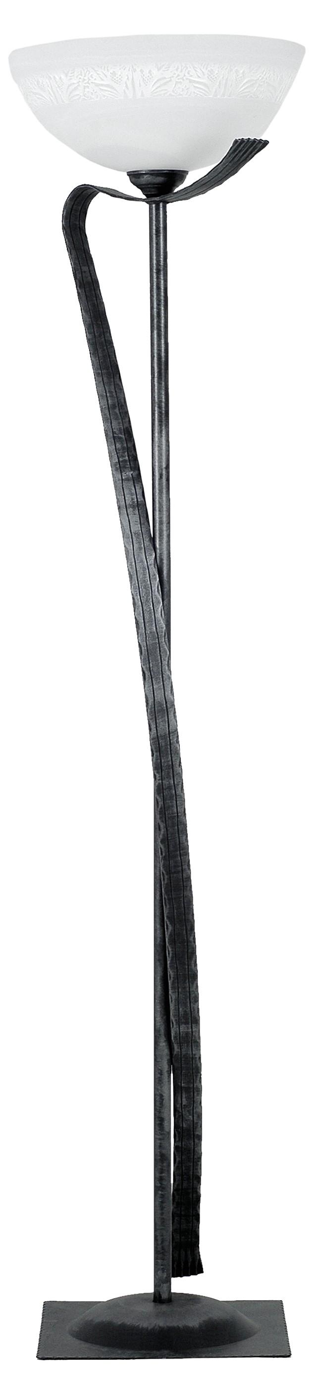 Klasická stojanová lampa 409 Lira