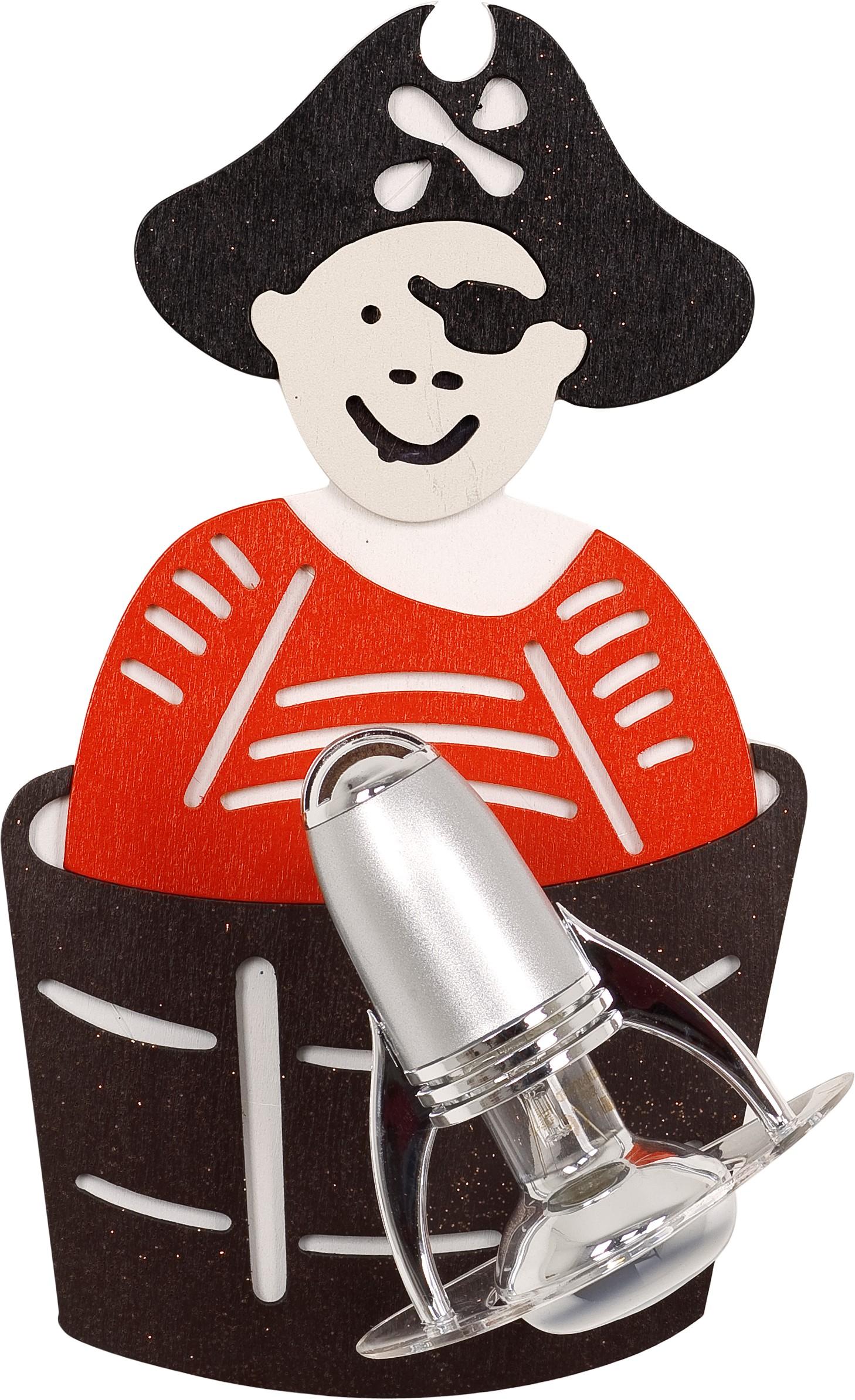 Nowodvorski Dětské bodové svítidlo 4718 Pirate