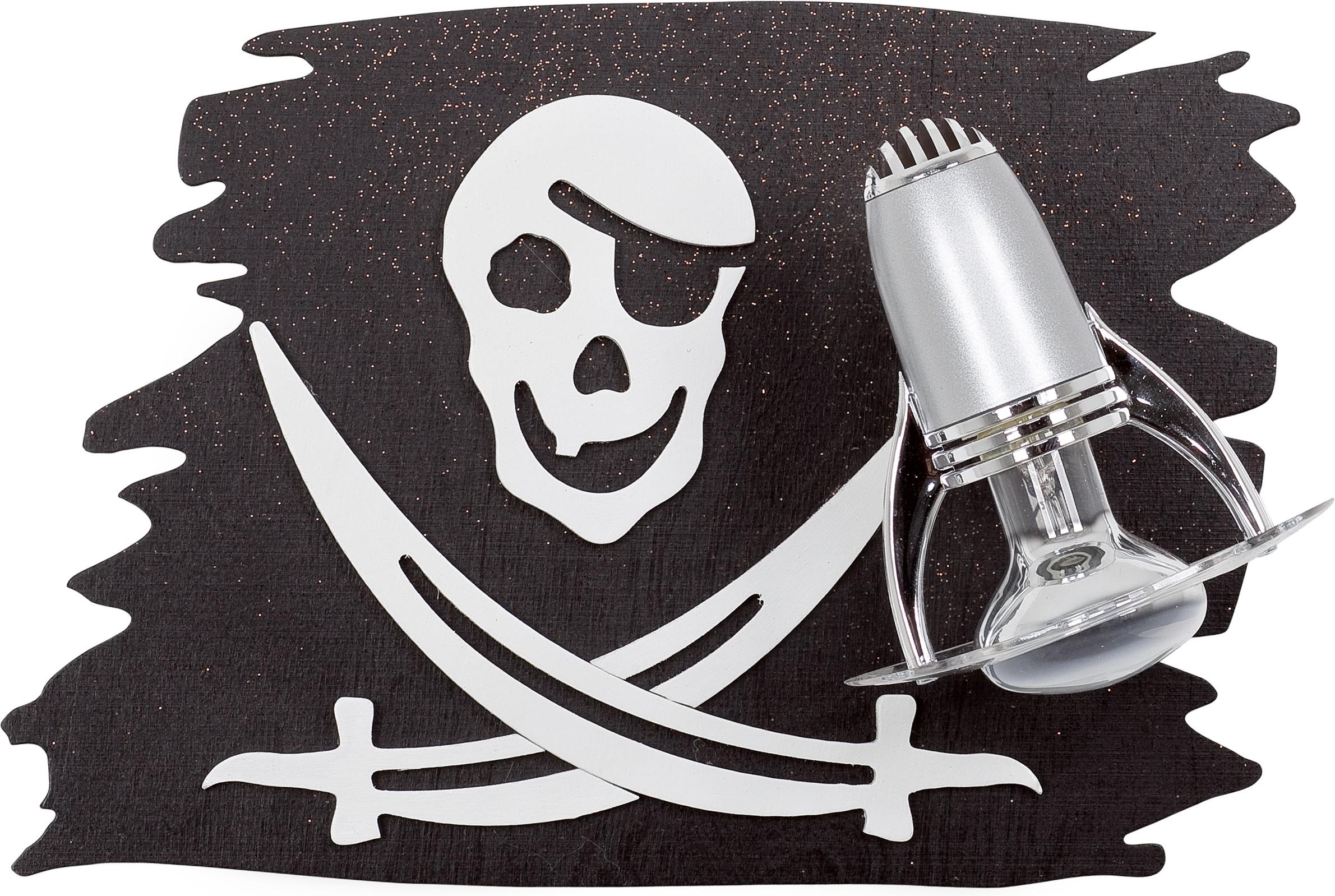 Nowodvorski Dětské bodové svítidlo 4716 Pirate