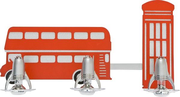 Nowodvorski Dětské nástěnné svítidlo 5232 London III